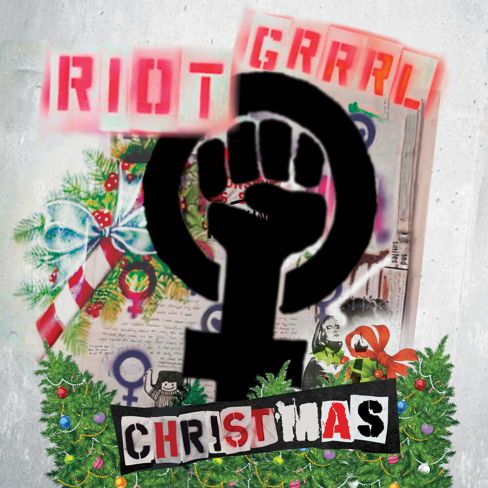 Various Artists - Riot GRRRL Christmas [Green LP]