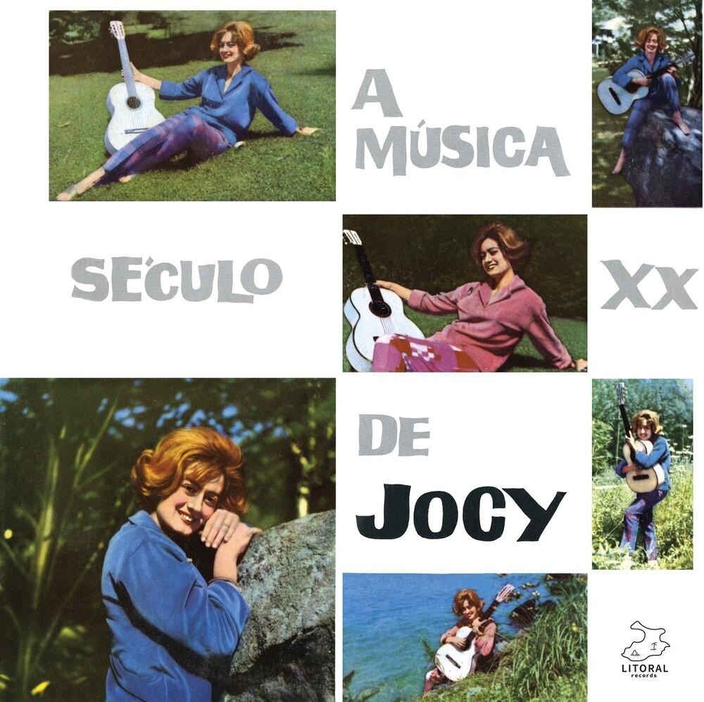 Jocy Oliveira De - Musica Seculo Xx De Jocy