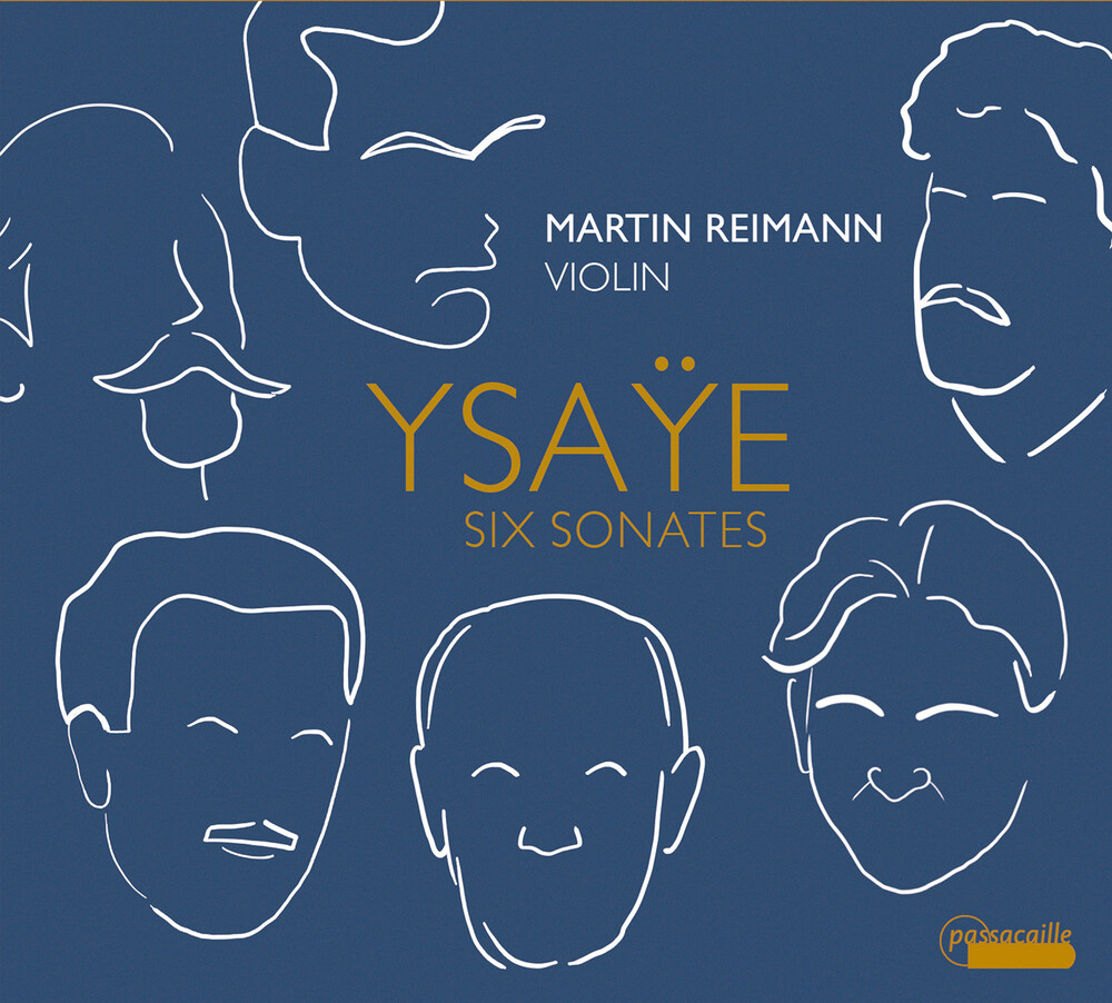 Ysaye / Reimann - Six Sonatas