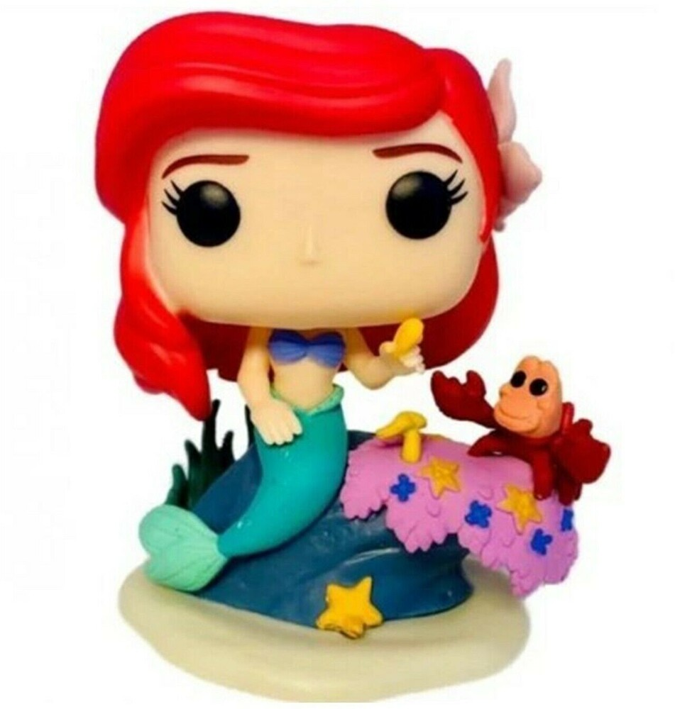 - FUNKO POP! DISNEY: Ultimate Princess- Ariel