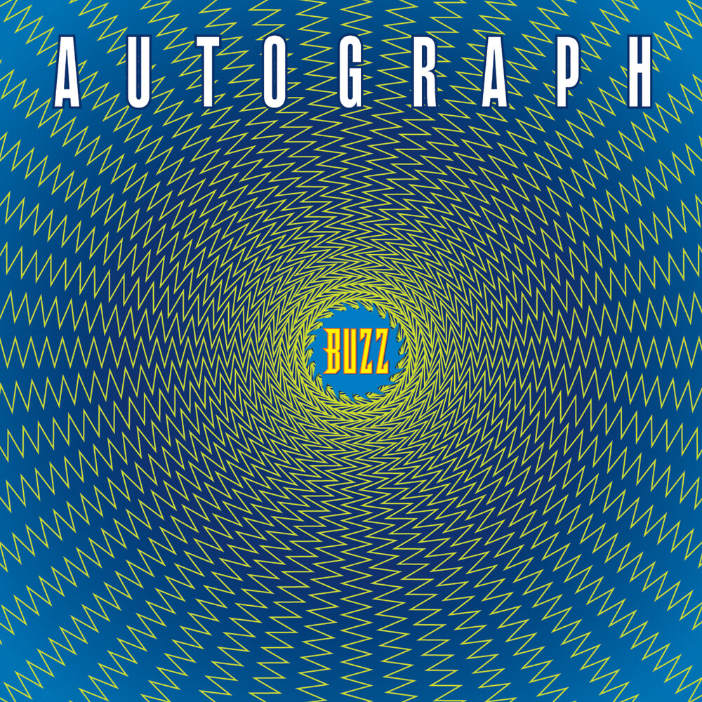 Autograph - Buzz (Neon Yellow Vinyl) [Limited Edition] (Ylw)