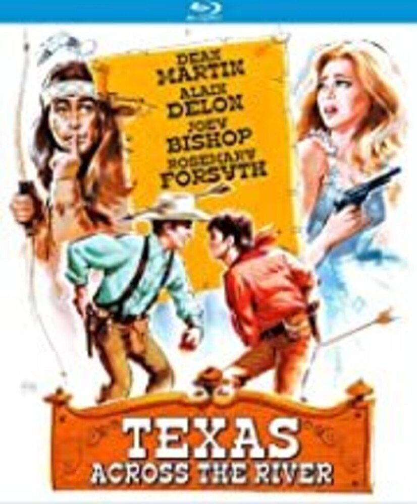Texas Across the River (1966) - Texas Across the River