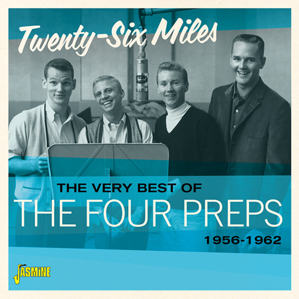 Four Preps - Very Best Of The Four Preps - Twenty-Six Miles, 1956-1962