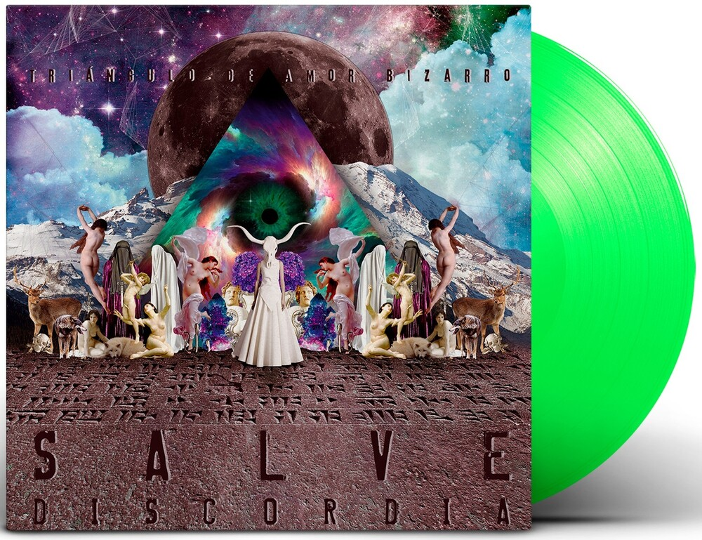 Triangulo de Amor Bizarro - Salve Discordia [Colored Vinyl] (Spa)