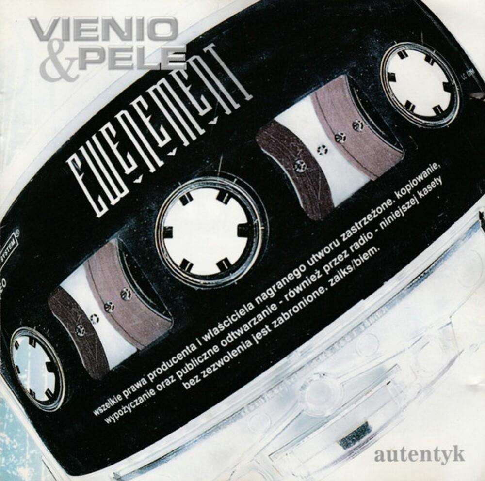 Vienio & Pele - Autentyk (Reedycja)