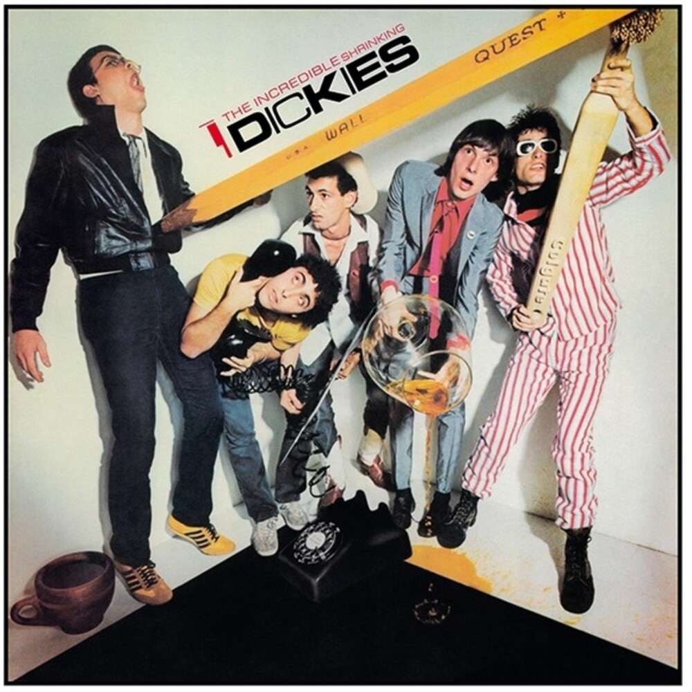 Dickies - Incredible Shrinking Dickies