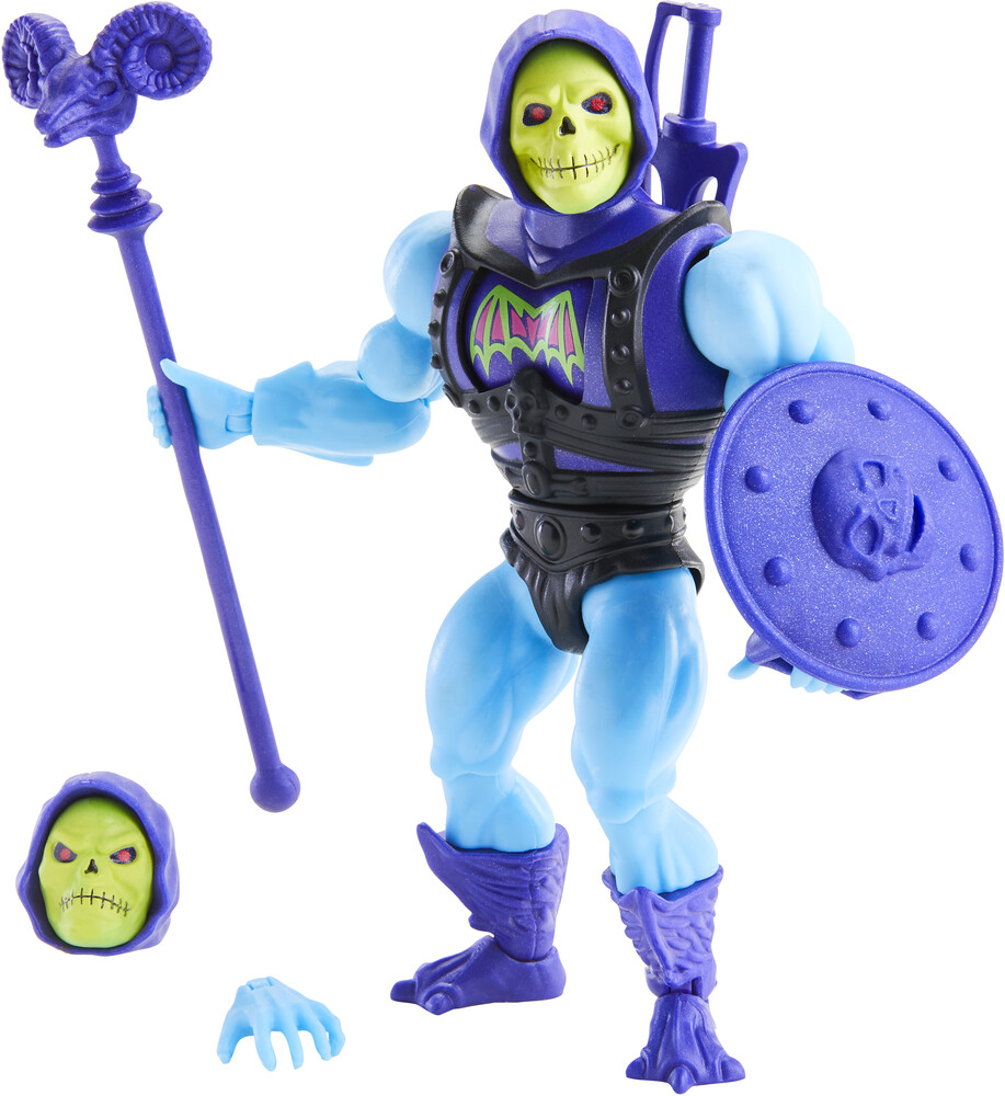 "Masters Of The Universe - Mattel Collectible - Masters of the Universe Origins 5.5"" Deluxe Figure Assortment (He-Man, MOTU)"