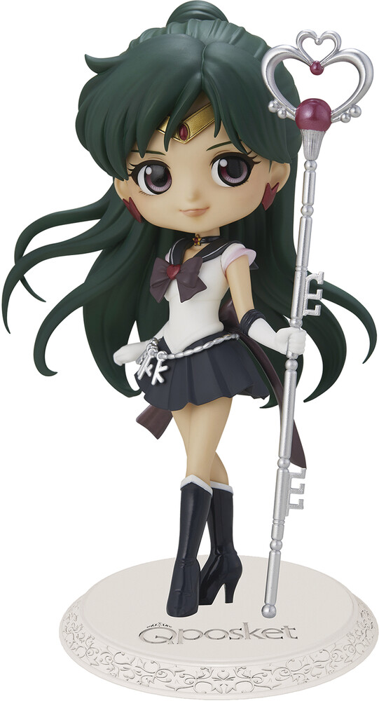- BanPresto - Movie Sailor Moon Eternal Super Sailor Pluto Q posketVersion 1