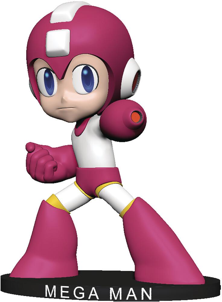 Icon Heroes - Icon Heroes - Mega Man Triple Blade Polystone Bobblehead
