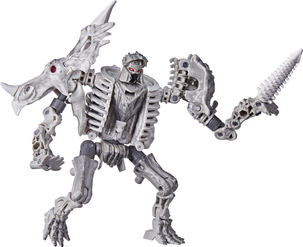 - Hasbro Collectibles - Transformers Generations War For Cybertron K Deluxe Ractonite Fossilizer