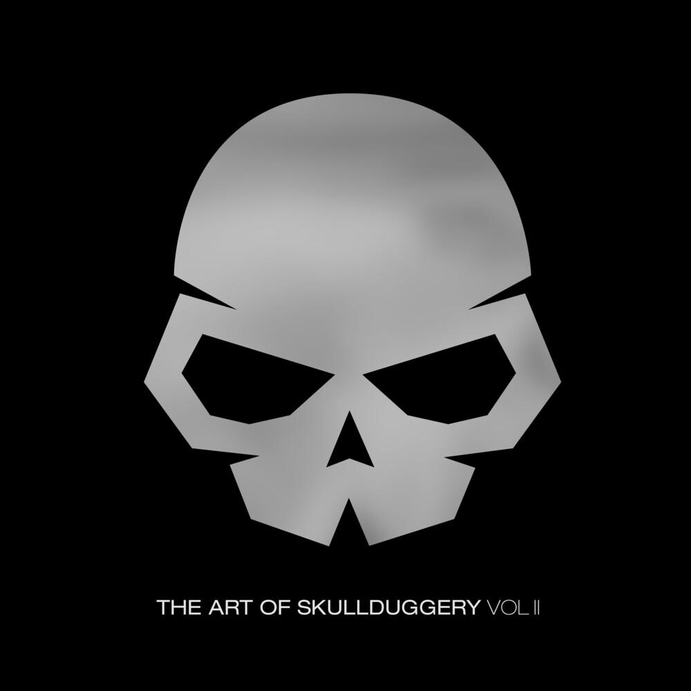 Greg Downey  & Beatman & Ludmilla - Art Of Skullduggery Vol. Ii