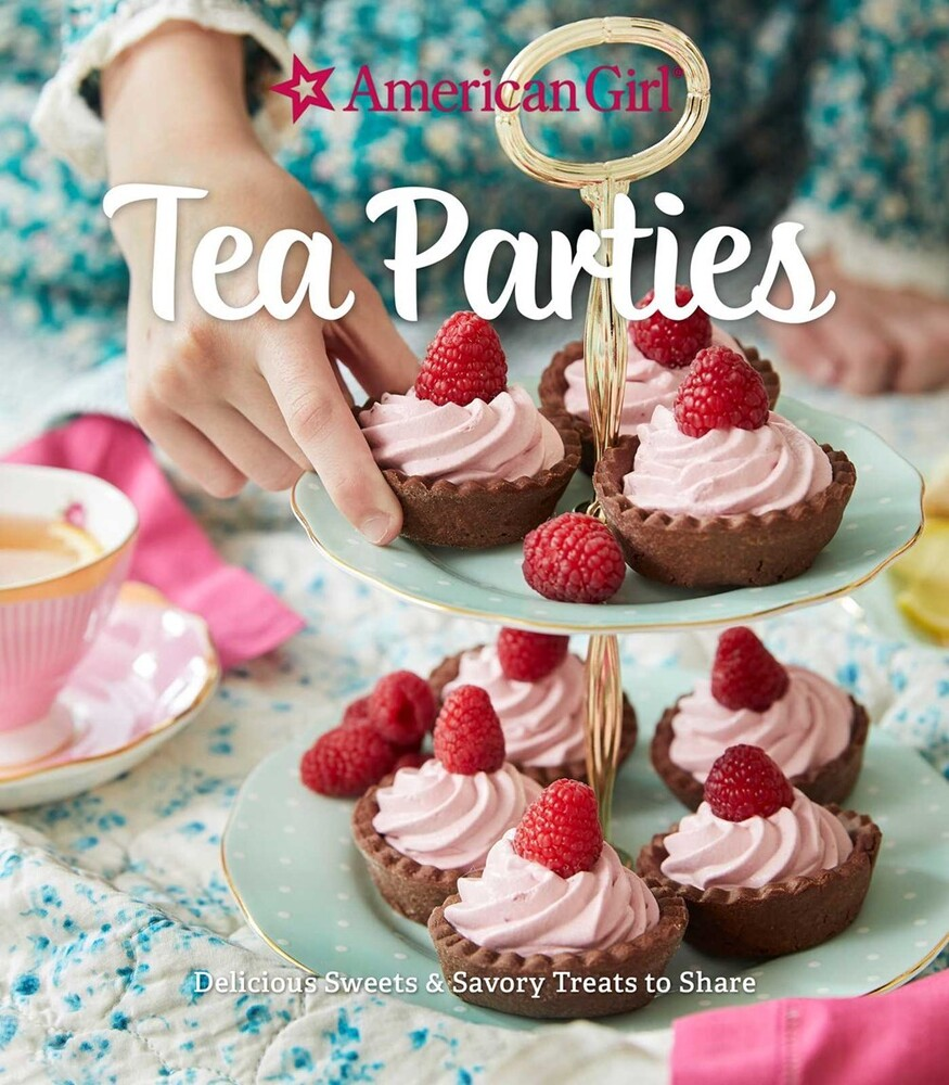Weldon Owen - American Girl Tea Party Cookbook