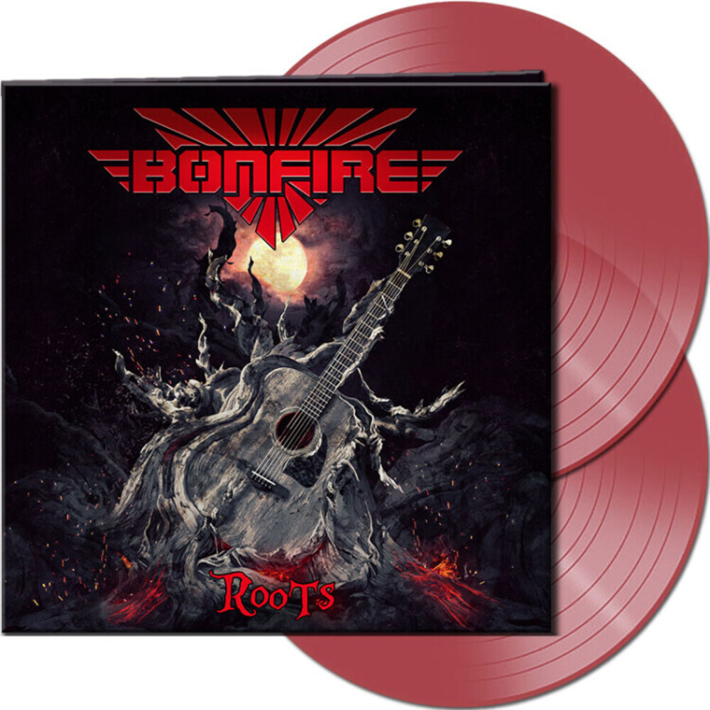 Bonfire - Roots [Indie Exclusive] (Clear Red Vinyl) [Clear Vinyl] (Gate) [Limited Edition]