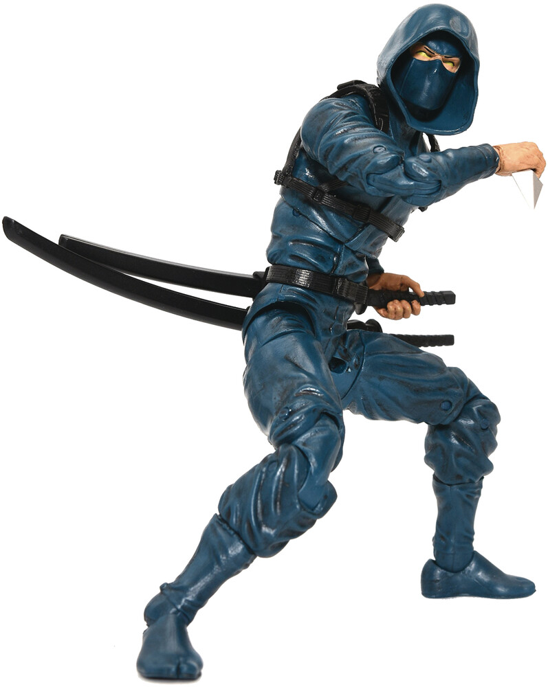 Fwoosh - FWOOSH - Articulated Icons Clan Of Dusks Embrace Ninja 6 Action Figure(Net)
