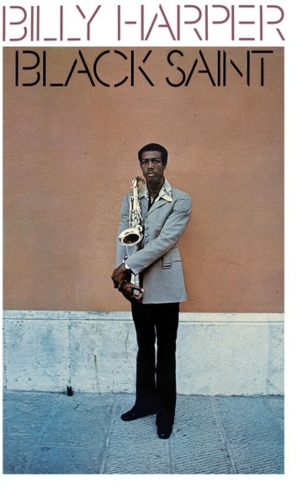 Billy Harper - Black Saint