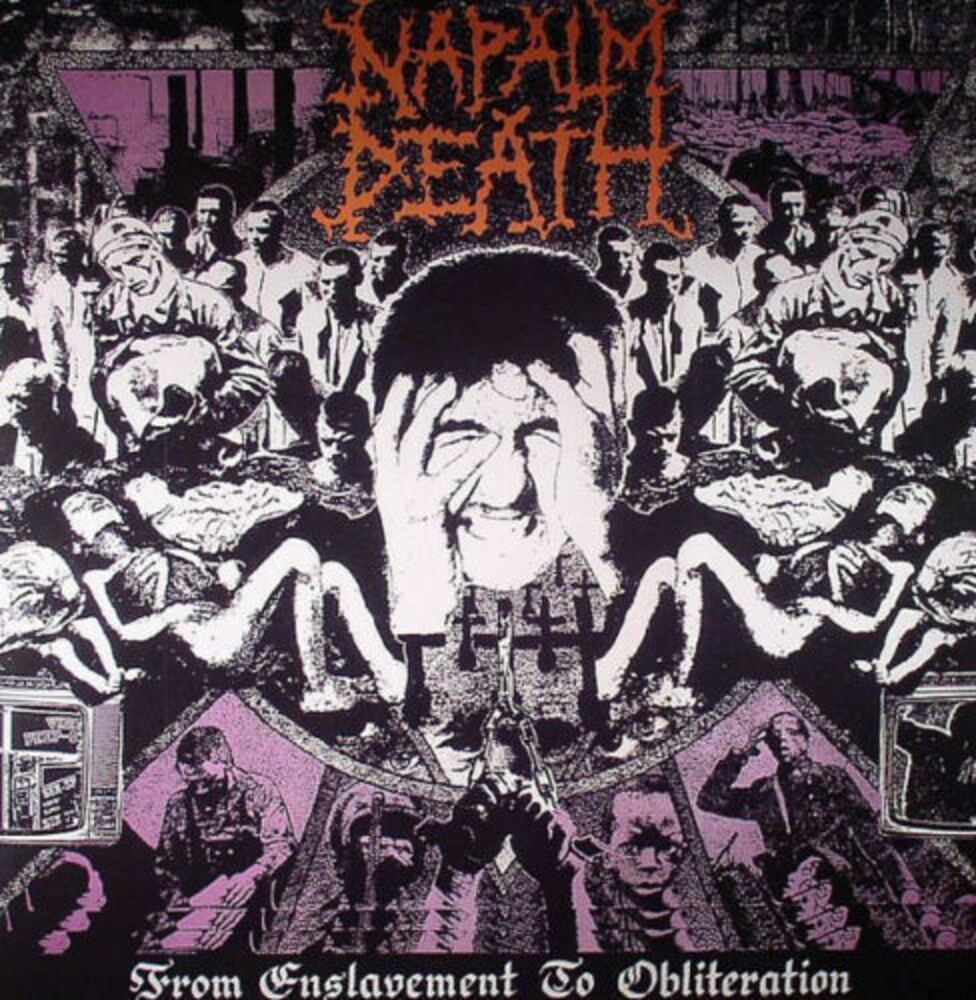 Napalm Death - From Enslavement To Obliteration [Digipak] [Reissue]
