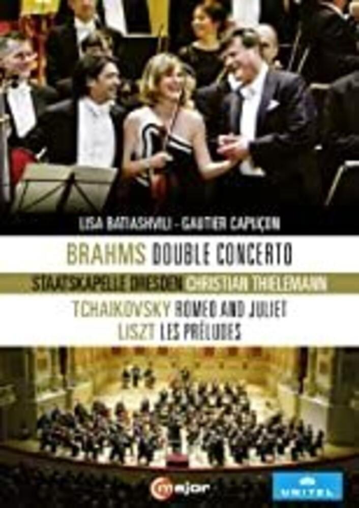 Liszt / Thielemann / Staatskapelle Dresden - Double Concerto