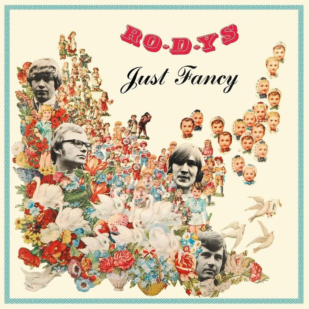 Ro-D-Ys - Just Fancy [Limited 180-Gram Red Colored Vinyl]
