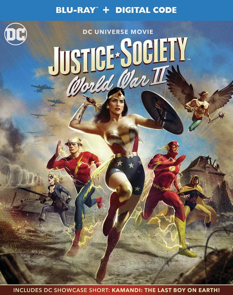 Justice Society: World War II - Justice Society: World War II