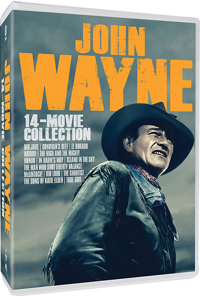 - John Wayne: 14-Movie Collection