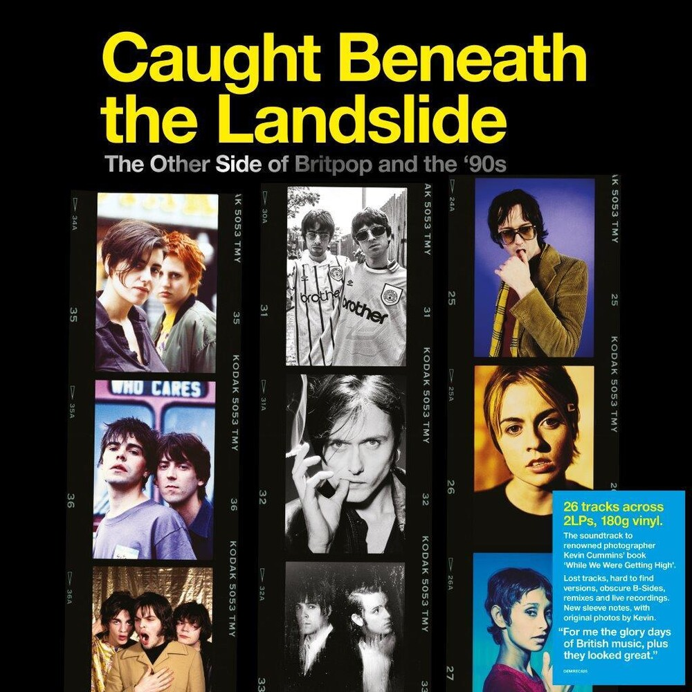 Caught Beneath The Landslide / Various - Caught Beneath The Landslide / Various [180-Gram Black Vinyl]