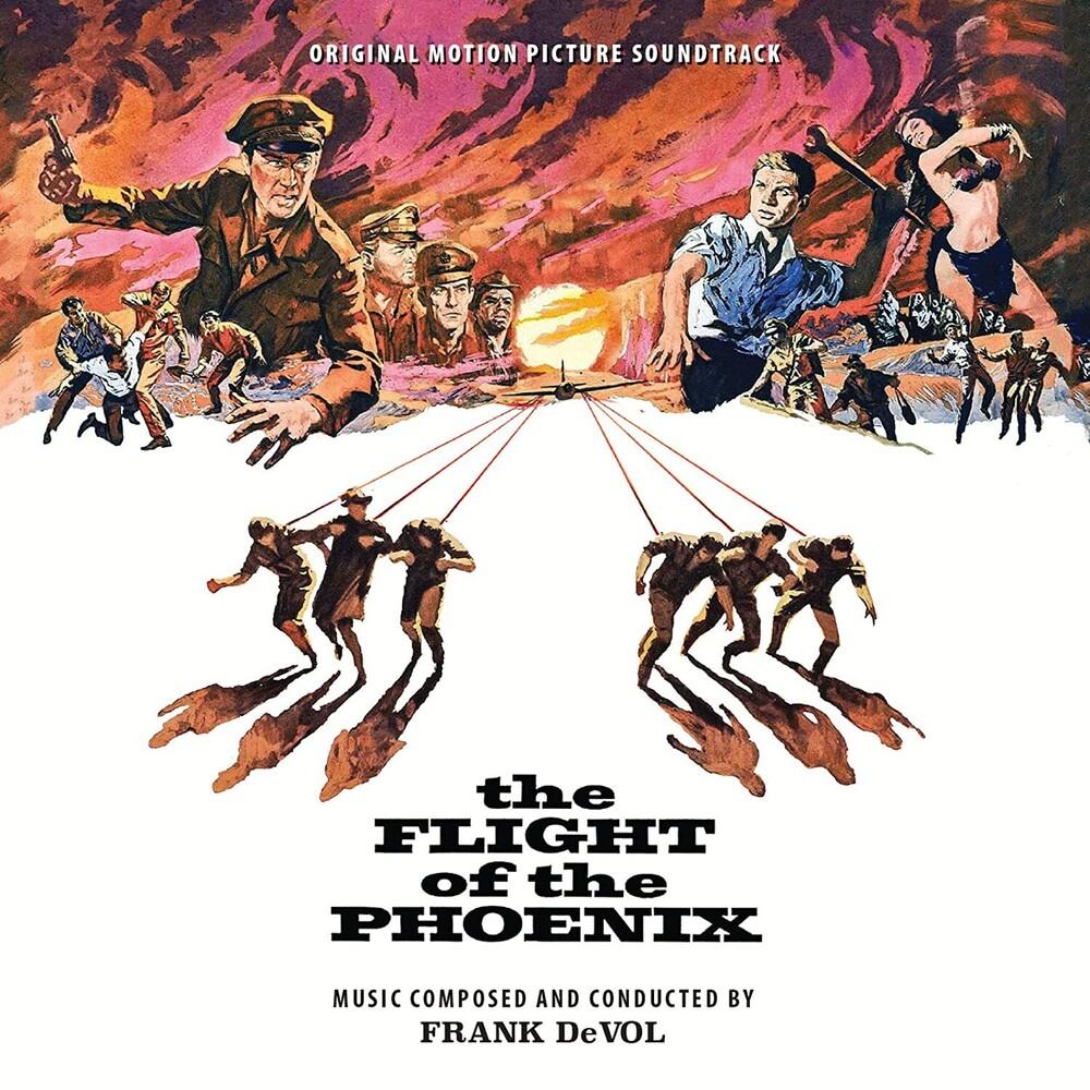 De Frank Vol  (Exp) (Ita) - The Flight of the Phoenix (Original Motion Picture Soundtrack) (Expanded Edition)