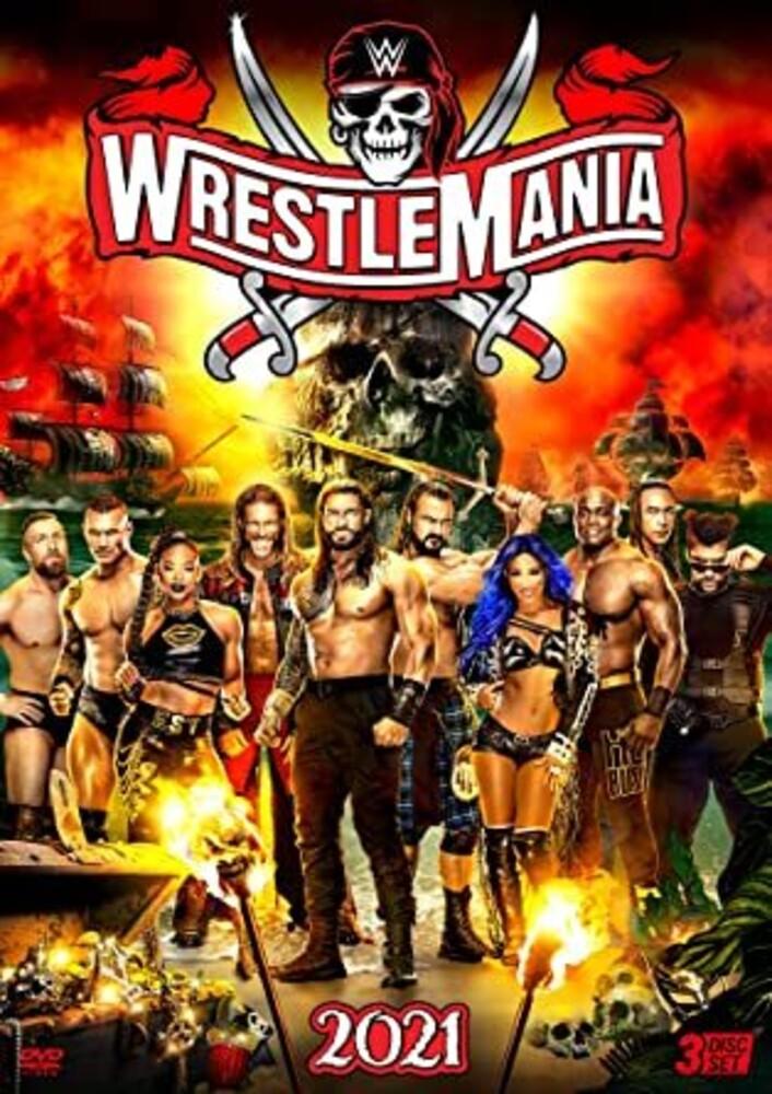 - Wwe: Wrestlemania 37