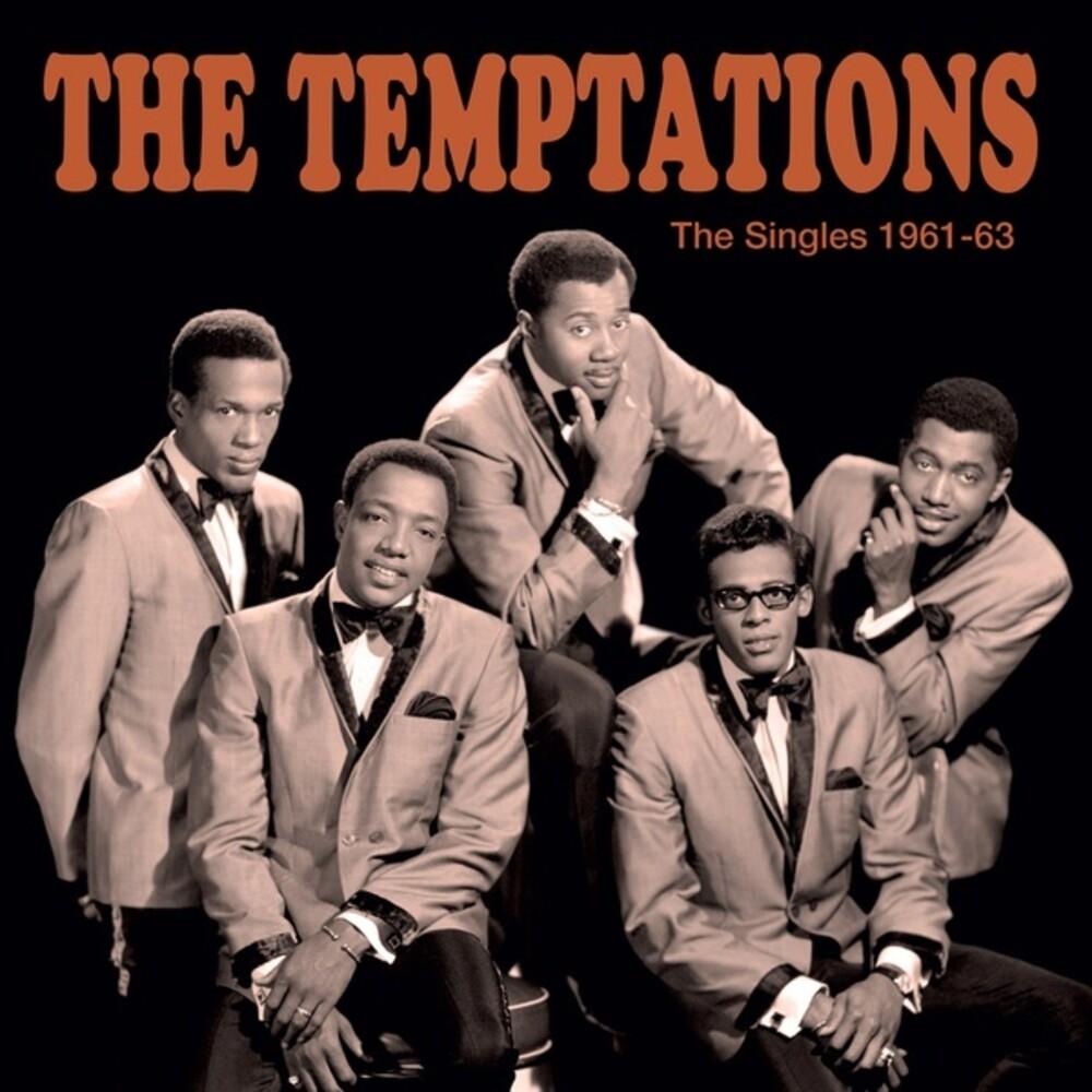 Temptations - Singles 1961-63