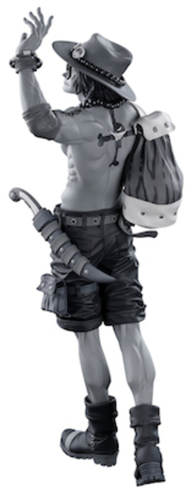 - One Piece Banpresto Wfc 3 The Portgas.D.Ace Tones