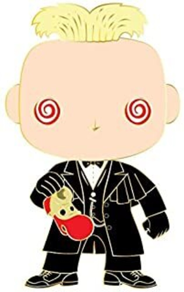 - Judge Doom Black Pu Suit (Pin)