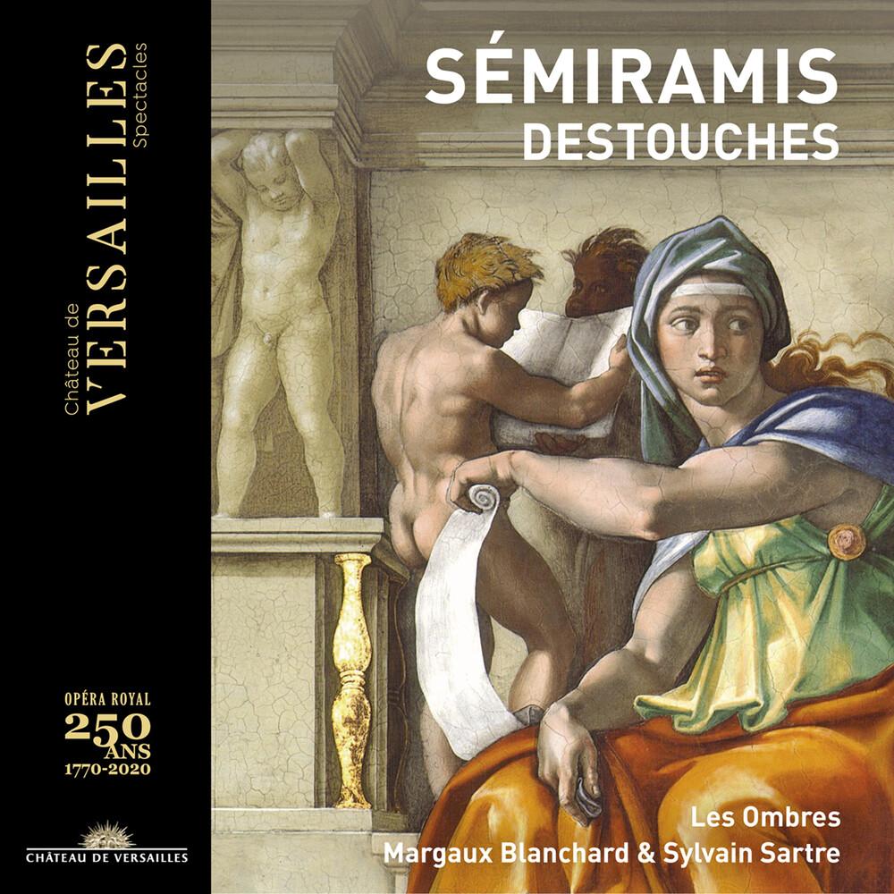 Destouches / Ombres / Blanchard - Semiramis (2pk)