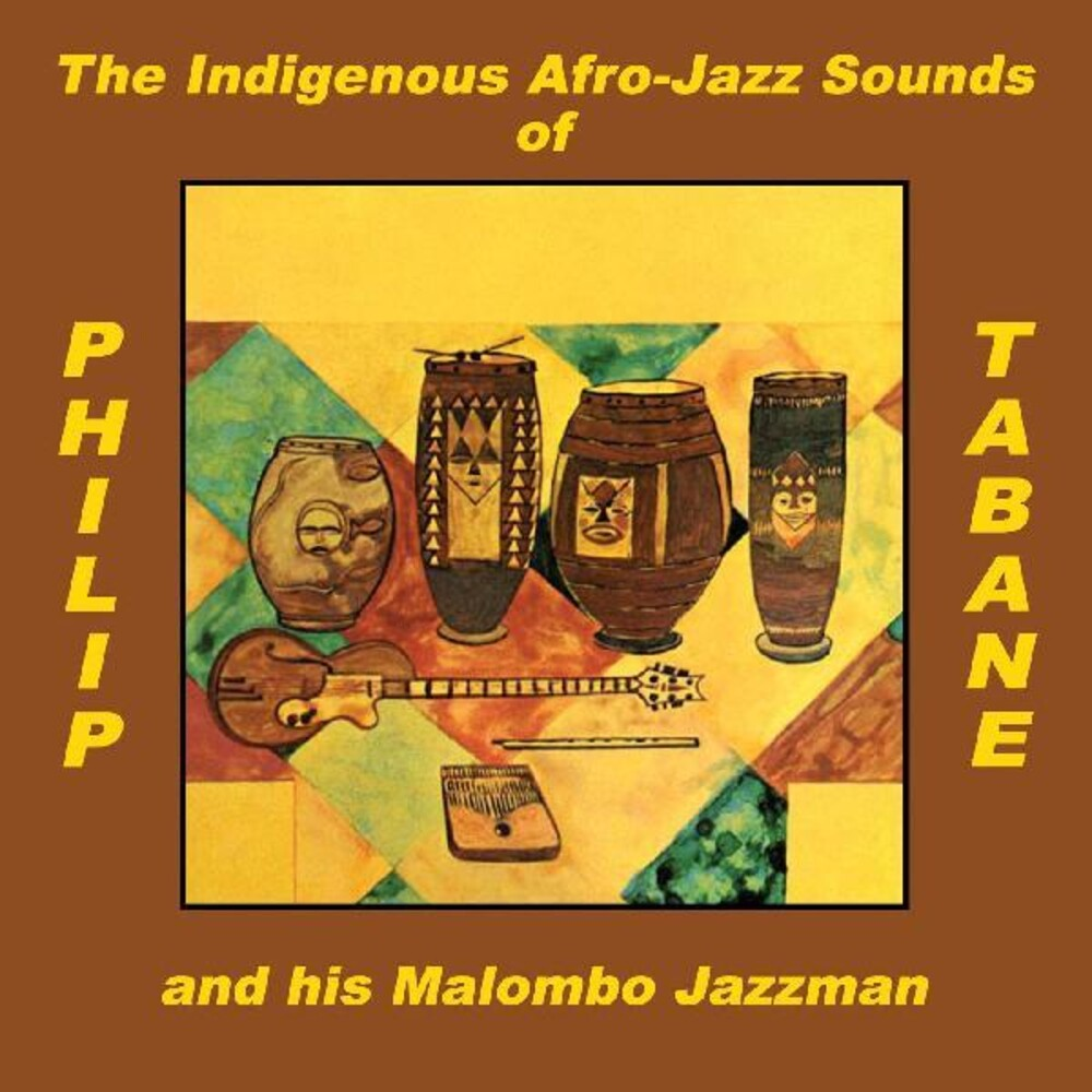 - The Indigenous Afro-Jazz Sounds Of
