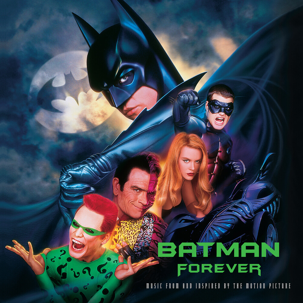 Batman Forever: Music Motion Picture / O.S.T. - Batman Forever: Music Motion Picture / O.S.T.