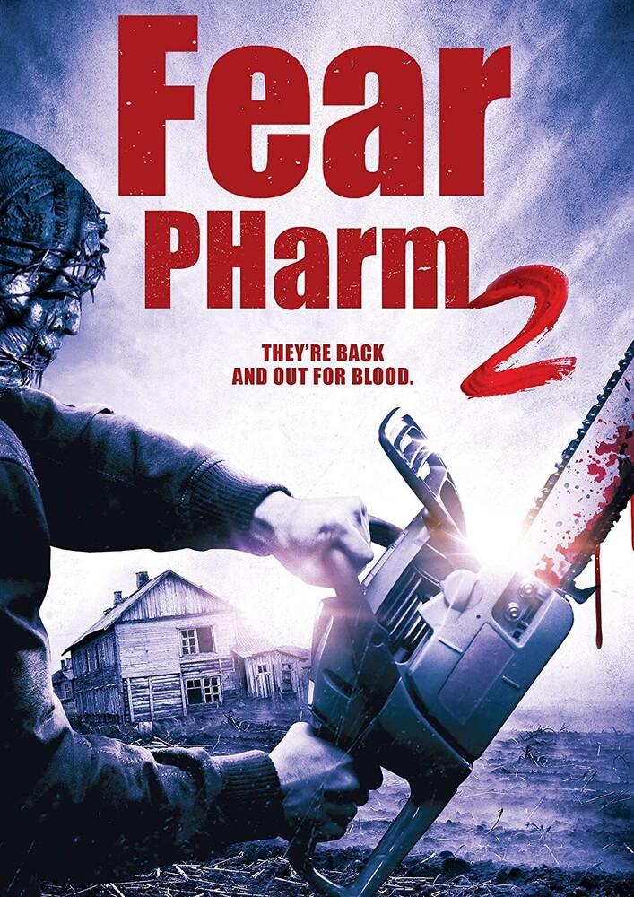 Fear Pharm 2 DVD - Fear Pharm 2 Dvd