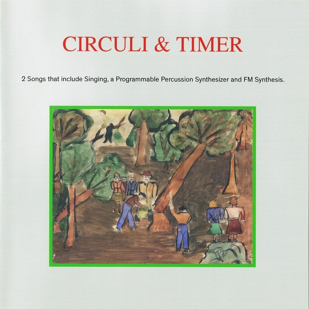 Trii Group & Hipolito - Circuli & Timer (Uk)