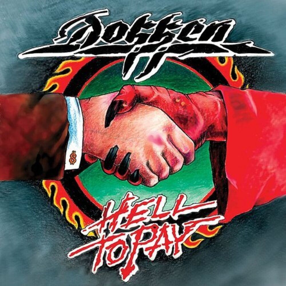 Dokken - Hell To Pay [Colored Vinyl] (Grn) (Uk)