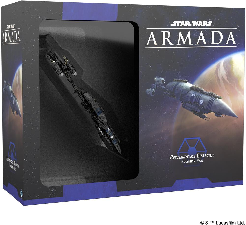 - Star Wars Armada Recusant Class Destroyer Exp