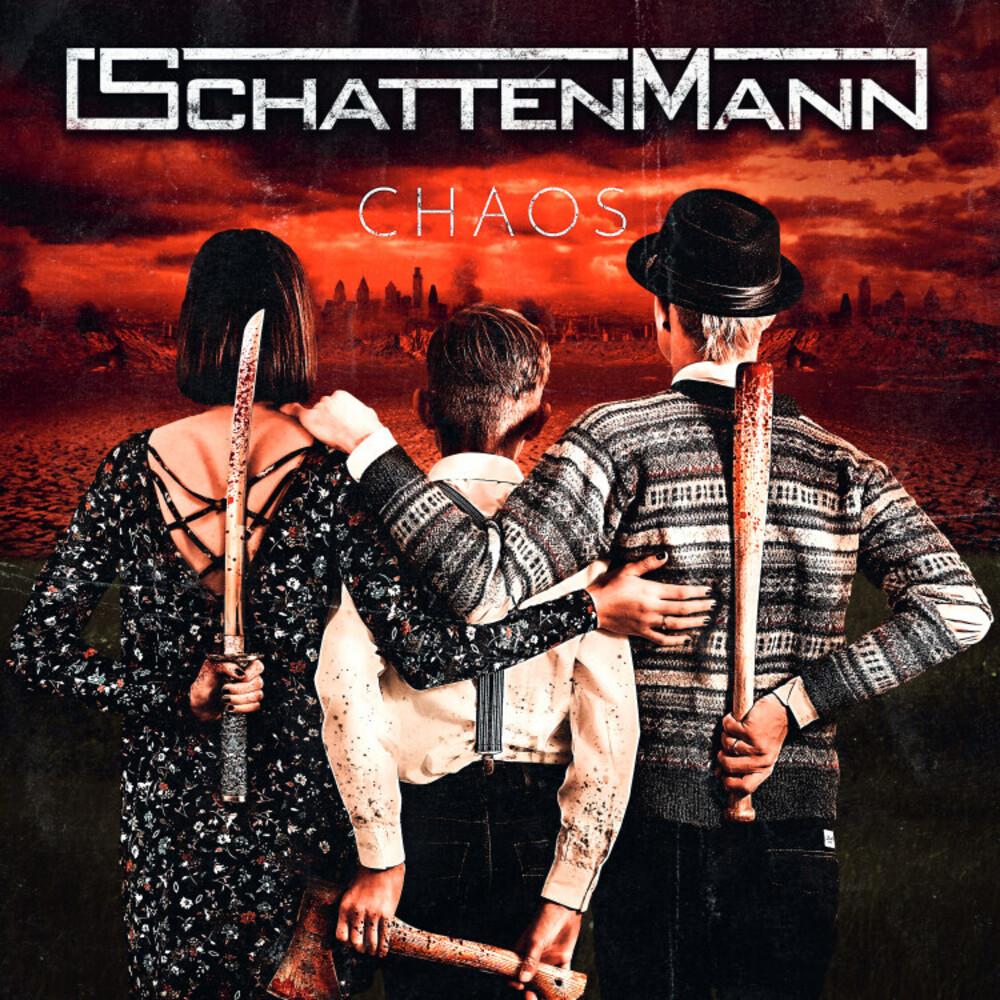 Schattenmann - Chaos [Digipak]