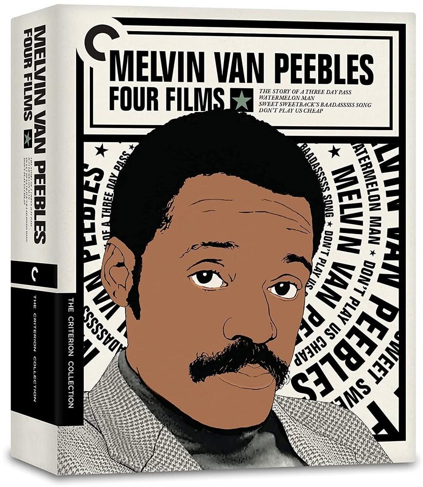 Melvin Van Peebles: Essential Films Bd - Melvin Van Peebles: Four Films BD