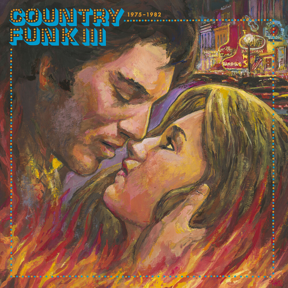 Country Funk Vol. 3 1975-1982 / Various (Rmst) - Country Funk Vol. 3 1975-1982 / Various [Remastered]