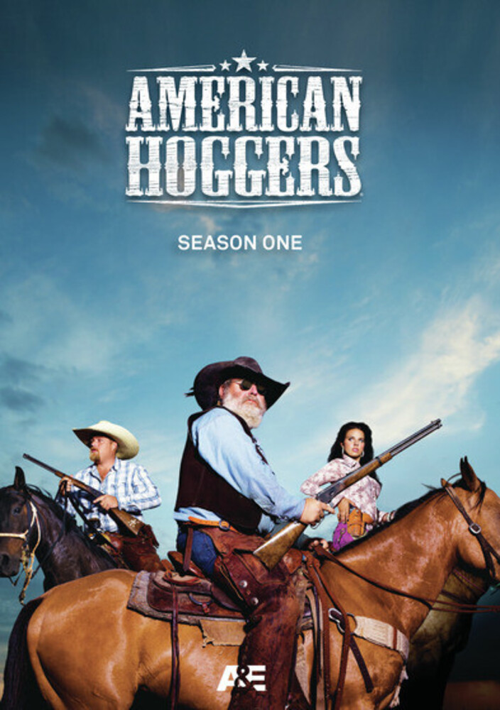 - American Hoggers: Season 1 / (Mod)
