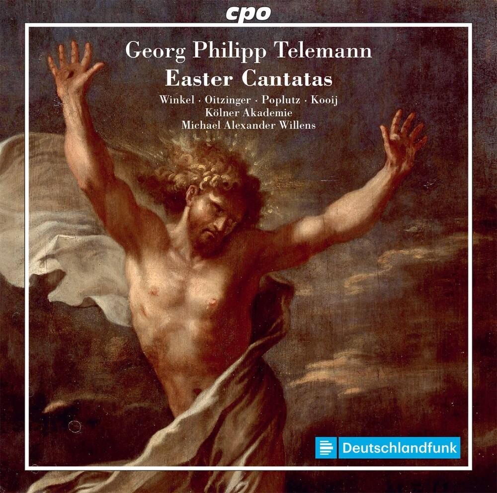 Telemann / Winkel / Akademie - Easter Cantatas