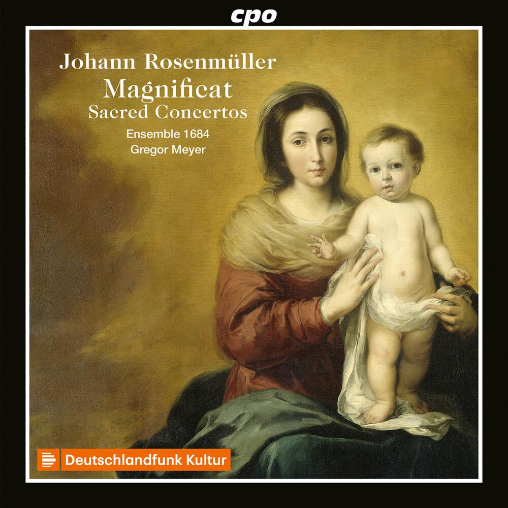 Rosenmuller - Psalm Concertos