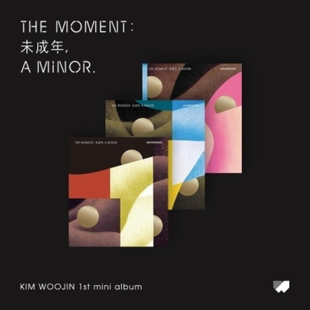 Kim Woojin - Moment: A Minor (Random Cover) (Post) (Stic)