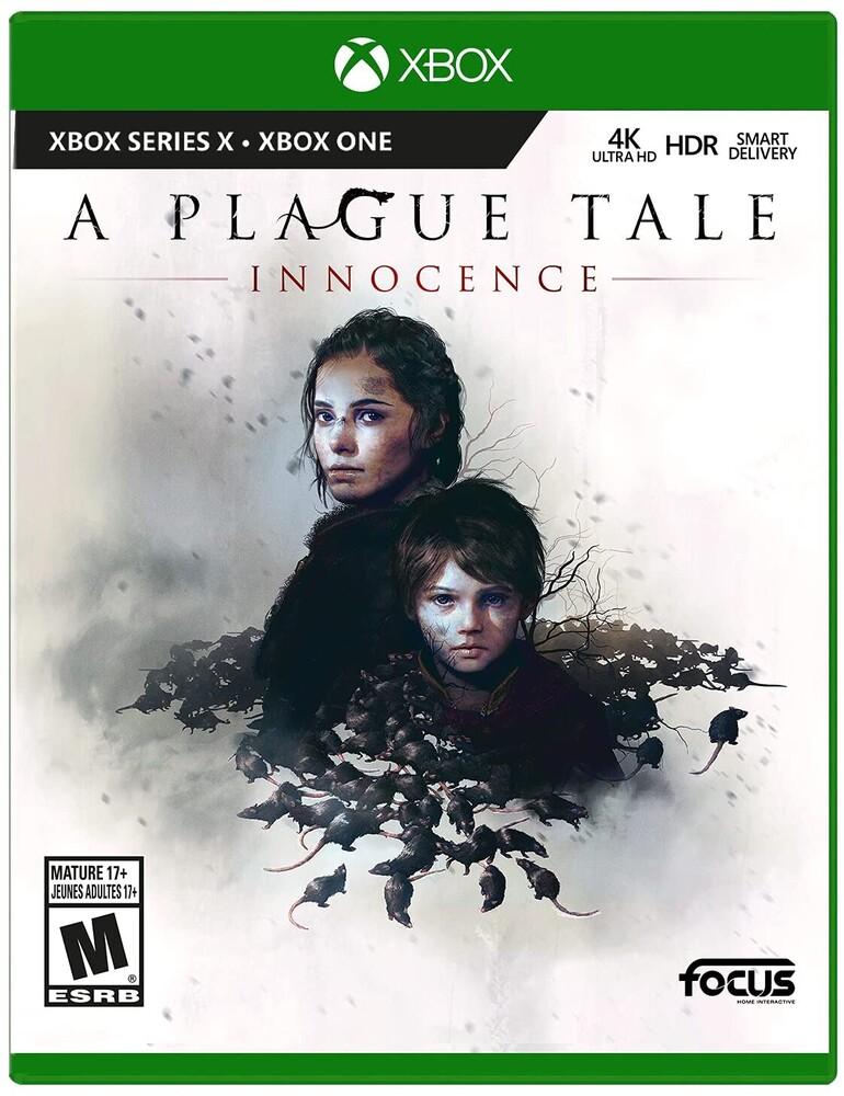 Xbx a Plague Tale: Innocence - Xbx A Plague Tale: Innocence