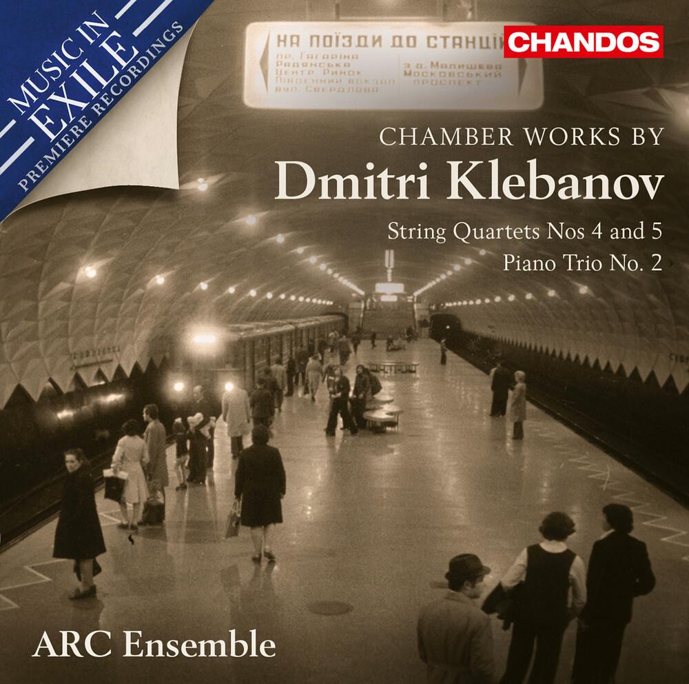Klebanov / Arc Ensemble - Chamber Works