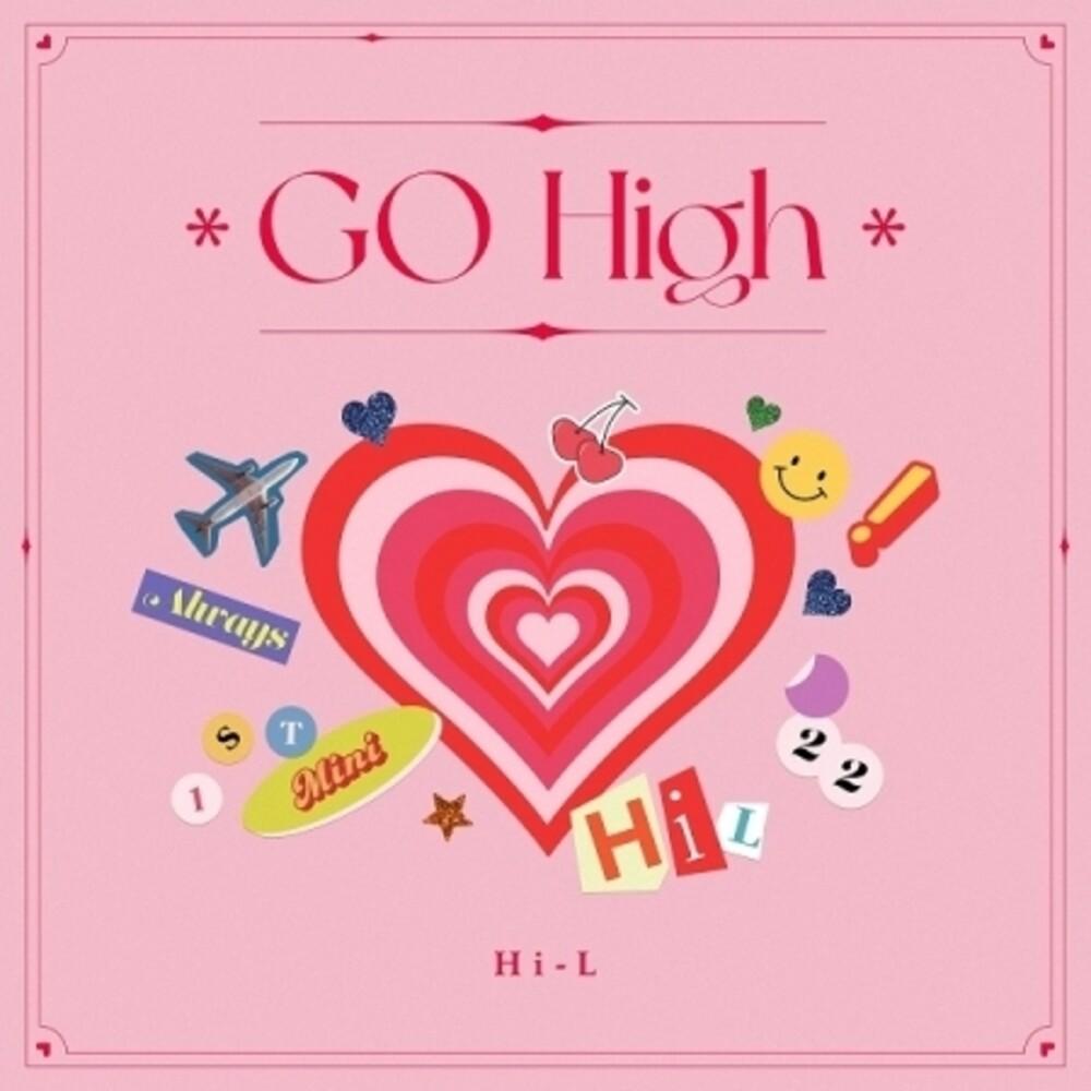 Hi-L - Go High (Asia)