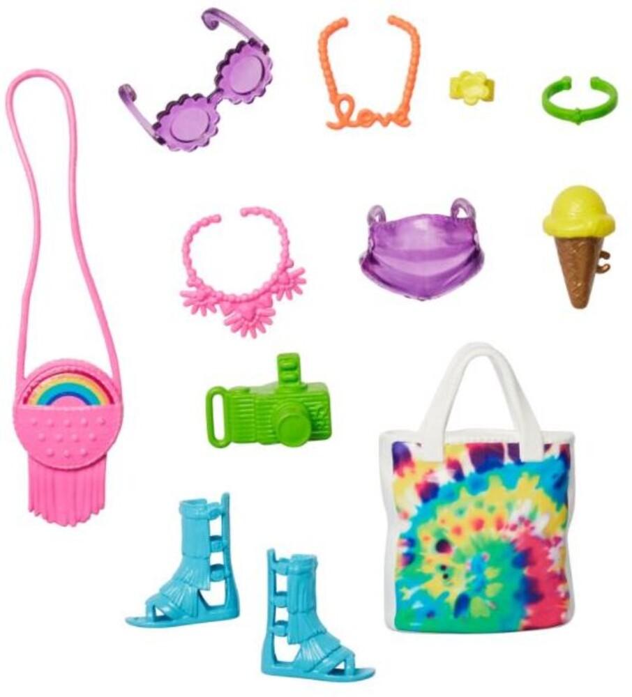 Barbie - Barbie Fashion Storytelling Pack 1 (Papd)