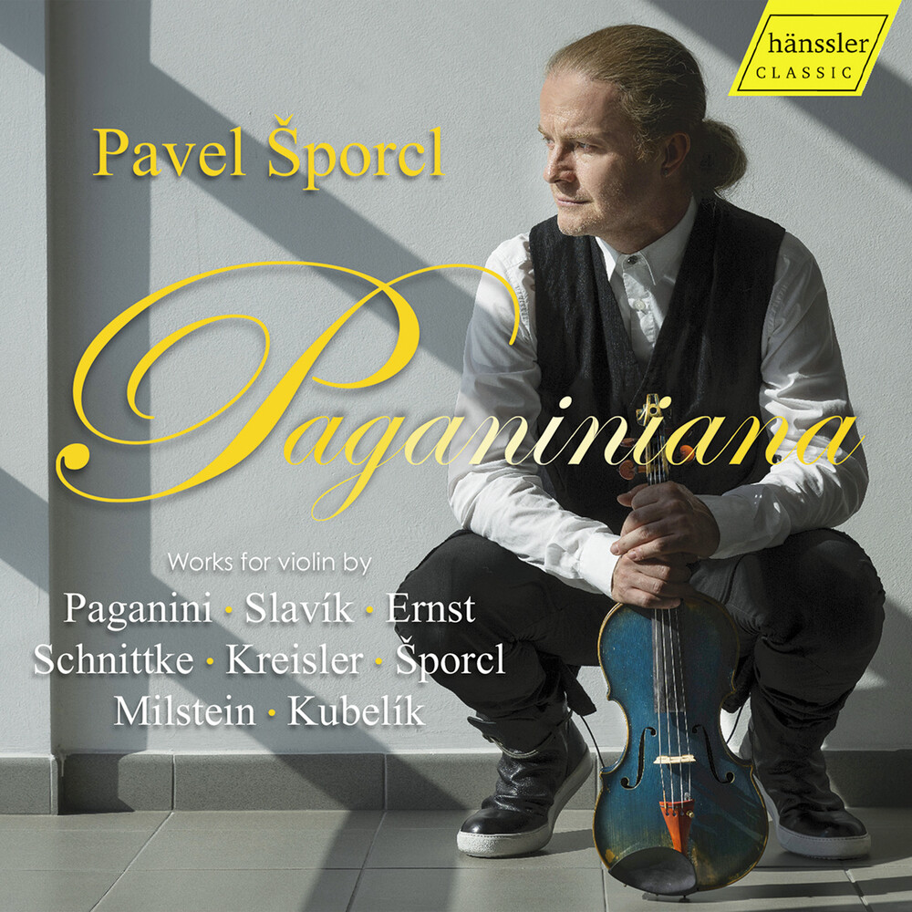Ernst / Sporcl - Paganiniana