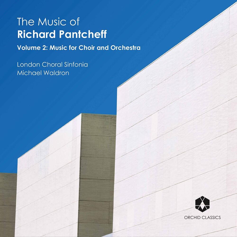Pantcheff / London Choral Sinfonia / Mankarious - Music Of Richard 2